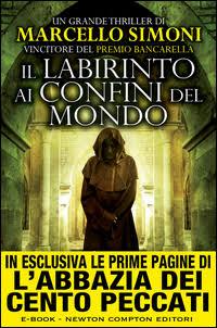 Il Labirinto ai confini del mondo – Marcello Simoni