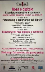 Locandina 5 marzo