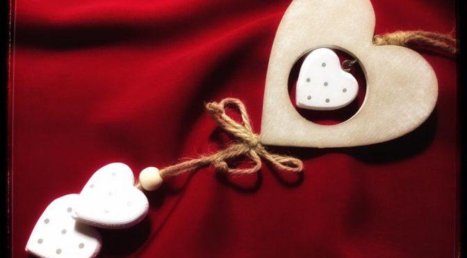 San Valentino e la dichiarazione perfetta.